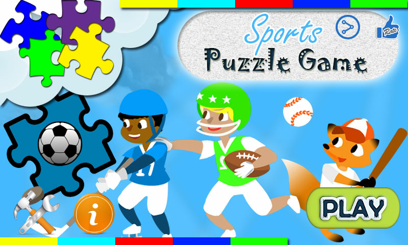 sports game for kids